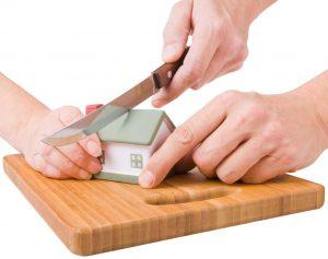 Раздел домовладения и участка