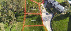 Установление земельных границ на участке