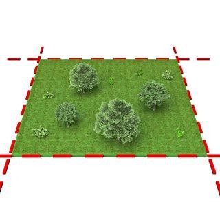 Наложение земельных участков кадастровая ошибка