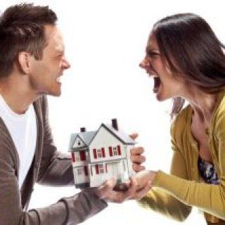 Деление имущества между супругами
